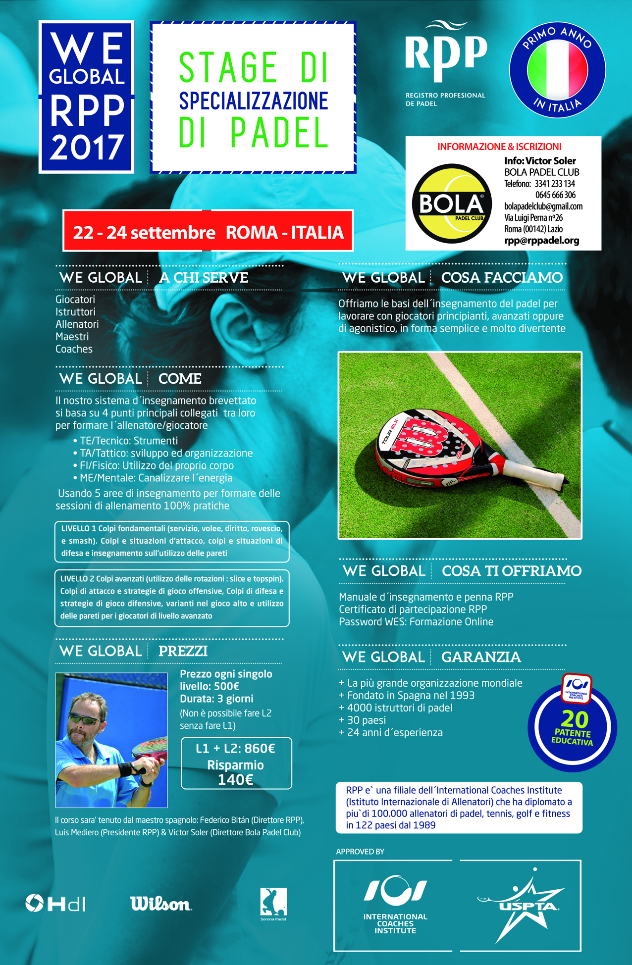 CURSO NIVEL 1&2 RPP 17 ITALIANO 3